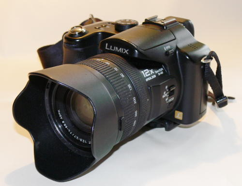 Panasonic Lumix DMC-FZ 50