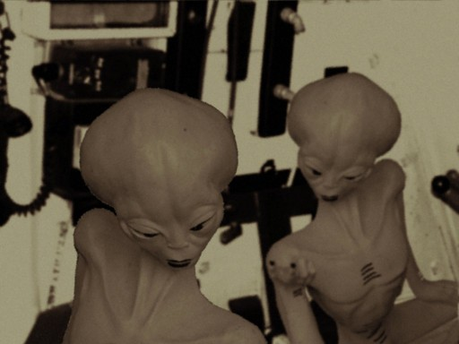 Alien Landekapsel