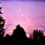 Sonnenaufgang Filter