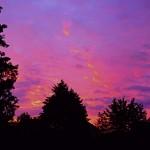 Sonnenaufgang - Filter