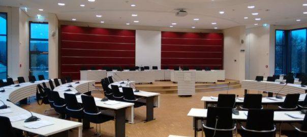 Kreistagssaal Marburg