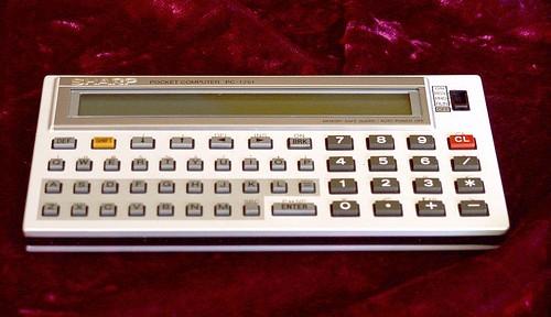 Sharp PC-1251