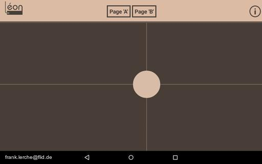 léon Thereminemulator für Android